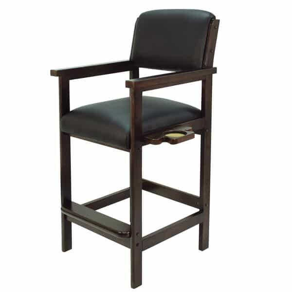 Spectator Chair - Cappuccino by R.A.M. Game Room