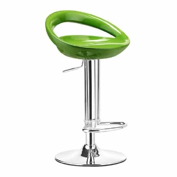 Tickle Bar Stool - Green by Zuo Modern
