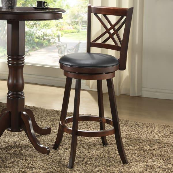 Double X Bar Stool by ECI Furniture