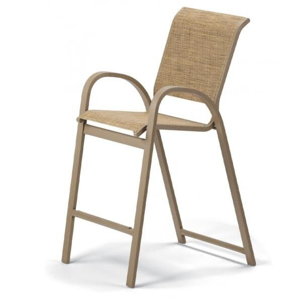 Aruba II Bar Height Cafe Chair by Telescope Casual