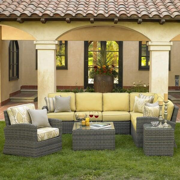 Bainbridge Deep Seating Sectional by North Cape