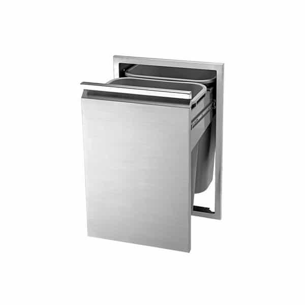"""18"""" Double Tall Trash Drawer by Twin Eagles Grills"""