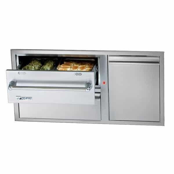 "42"" Warming Drawer Combo by Twin Eagles Grills"