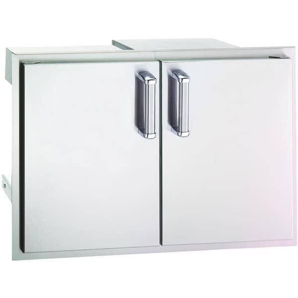 Double Access Doors with Two Dual Drawers by Fire Magic Grills
