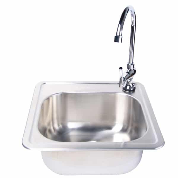 Sink & Faucet by Fire Magic Grills