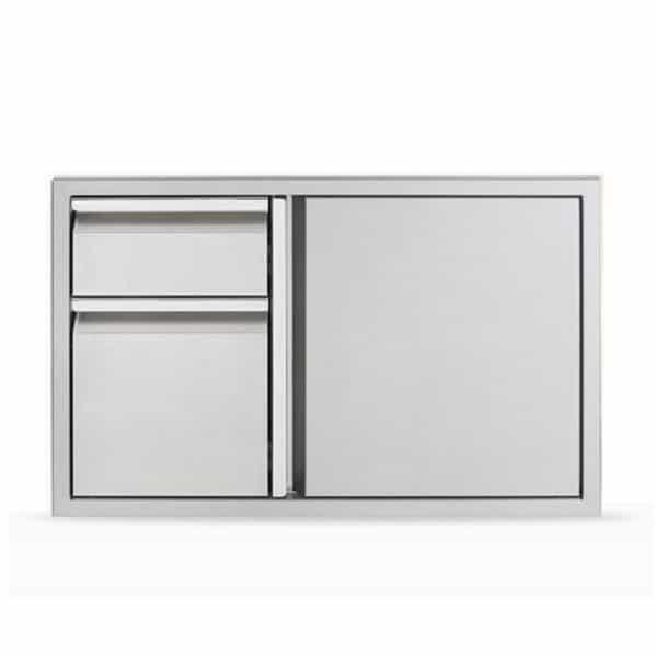 """36"""" Two-Drawer-Door Storage Combo by Twin Eagles Grills"""