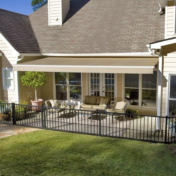 PS5000 Retractable Awning by Solair