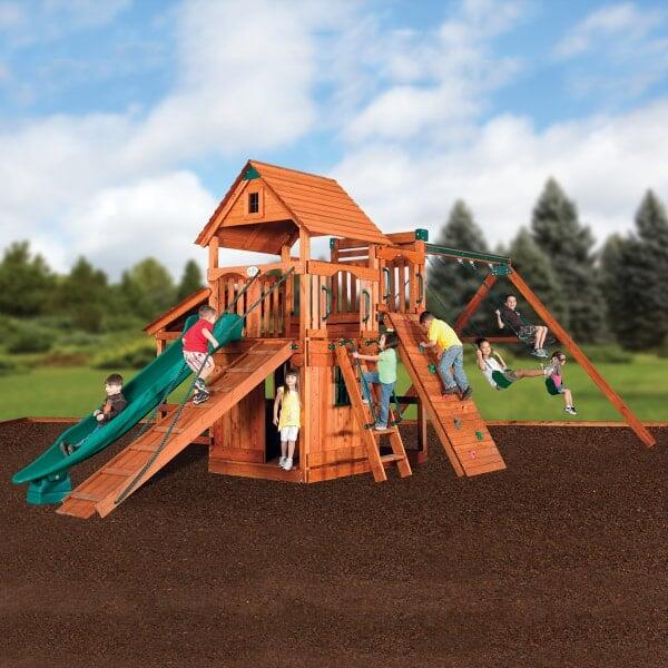 Magellan 5 Play Set by Backyard Adventures