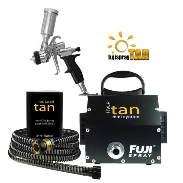 Mini Tan T-PRO 4100 Spray Tan System by Fuji Spray