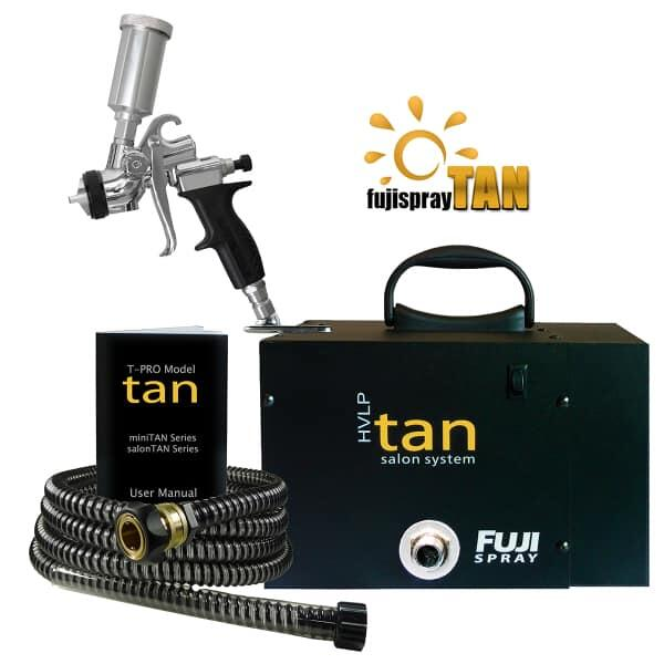 Salon Tan T-PRO 4150 Spray Tan System by Fuji Spray