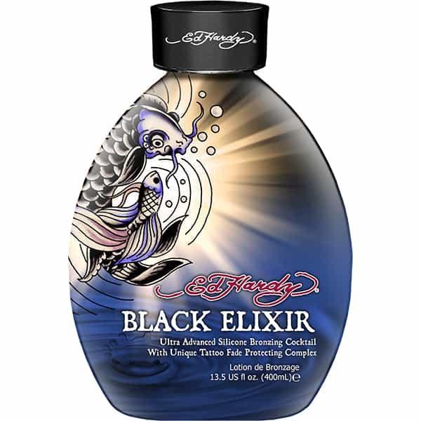 Ed Hardy Black Elixir by Ed Hardy