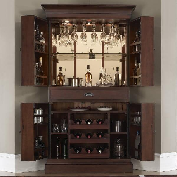 Francesca Wine Amp Bar Cabinet