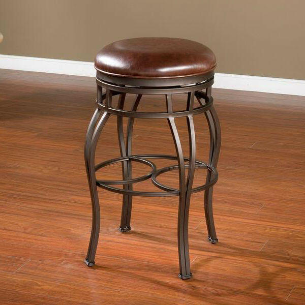 Bella Bourbon Backless Extra Tall Bar Stool by American Heritage