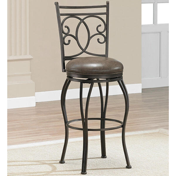 Nadia Bar Stool by American Heritage
