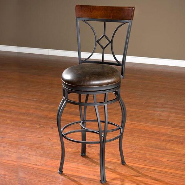 starletta extra tall bar stool. Black Bedroom Furniture Sets. Home Design Ideas