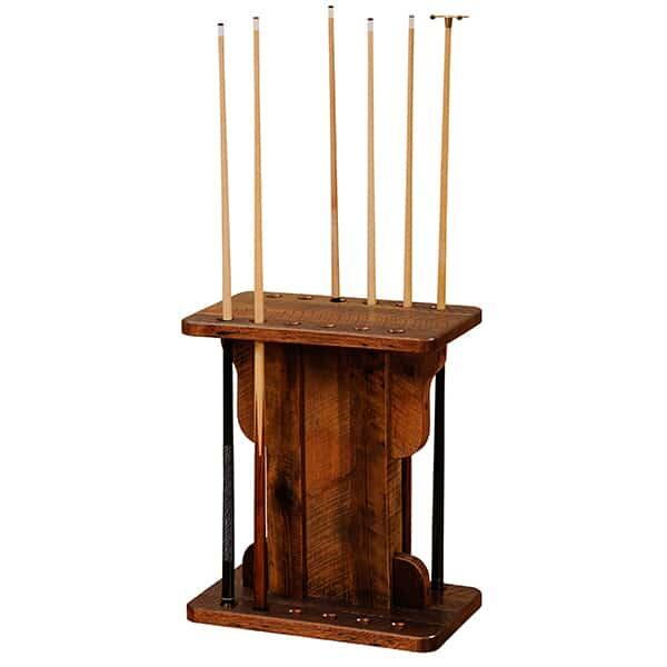 Barnwood Cue Rack by Fireside Lodge Furniture