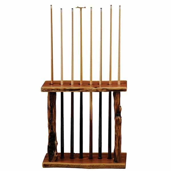 Juniper Cue Rack by Fireside Lodge Furniture