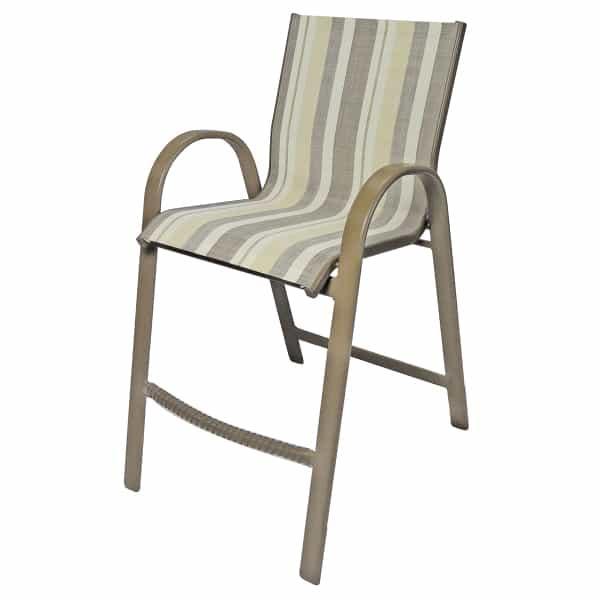 Anna Maria Bar Chair by Windward