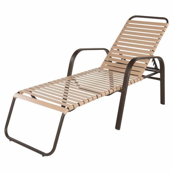 Anna Maria Strap Chaise by Windward