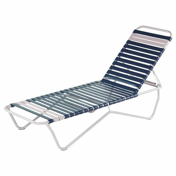 Aruba Strap Chaise by Windward