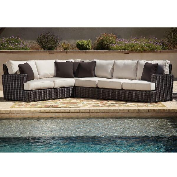 Cardiff Sectional by Sunset West