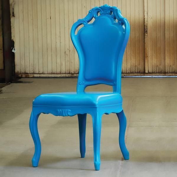 Giovanna Chair - Blue by Polart
