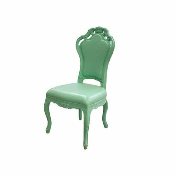 Giovanna Chair - Mint by Polart