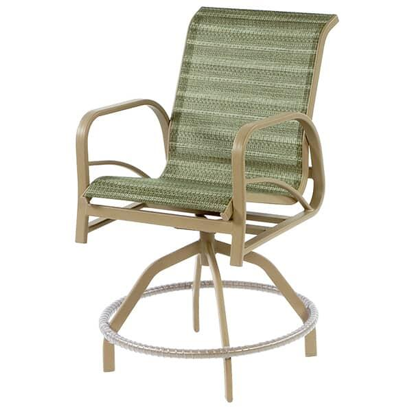 Island Bay Sling Balcony Chair by Windward