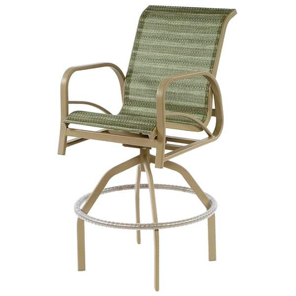 Island Bay Sling Bar Chair by Windward
