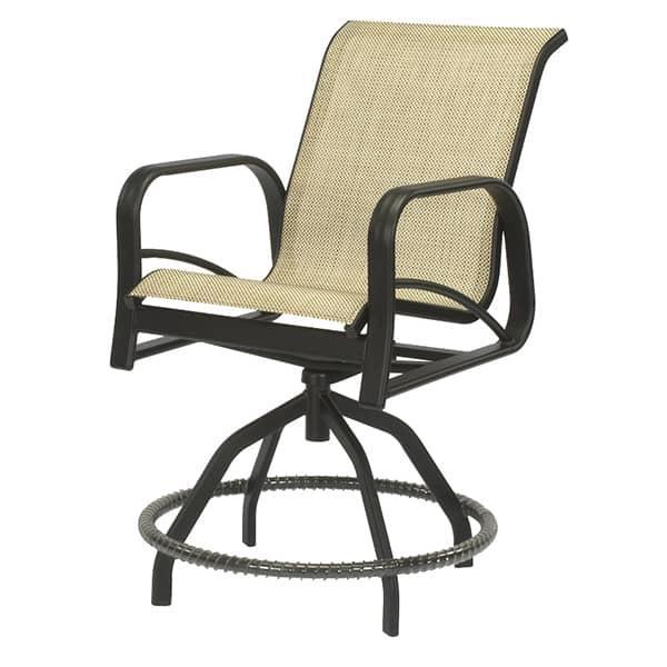 Montego Bay Sling Balcony Chair by Windward