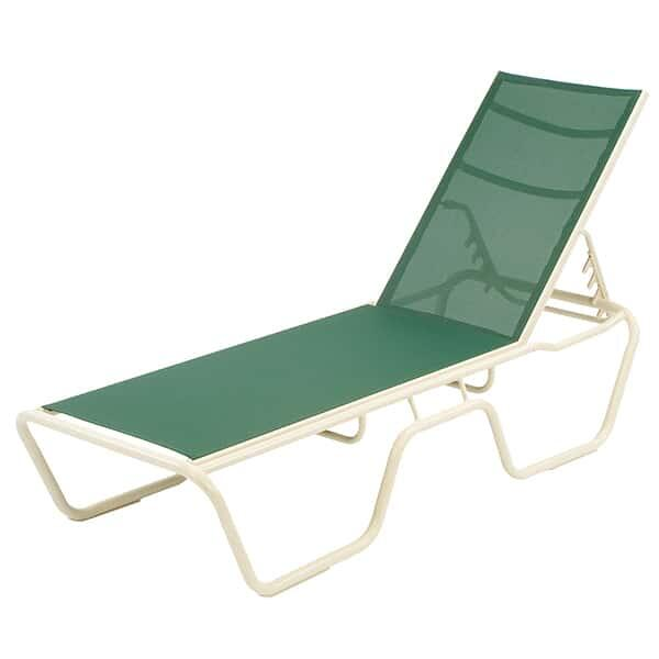 Neptune Sling Chaise by Windward