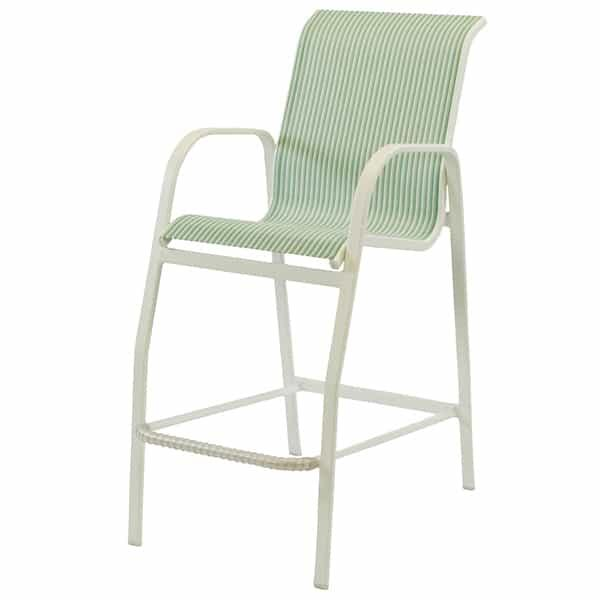 Ocean Breeze Bar Chair by Windward