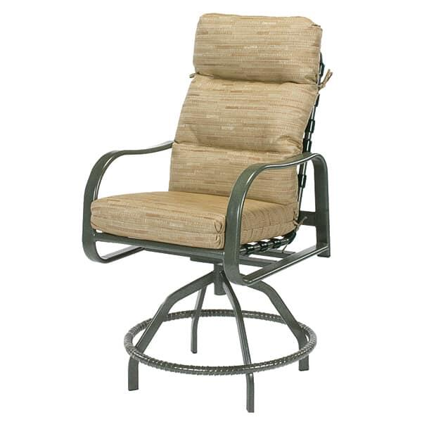 Sonata Cushion Balcony Chair by Windward