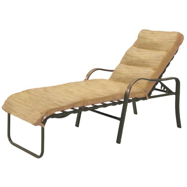 Sonata Cushion Chaise Lounge by Windward