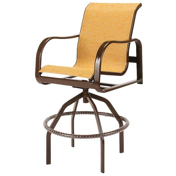 Sonata Sling Bar Chair by Windward