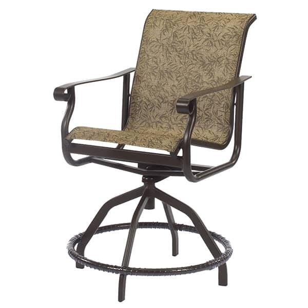 St. Croix Sling Balcony Chair by Windward