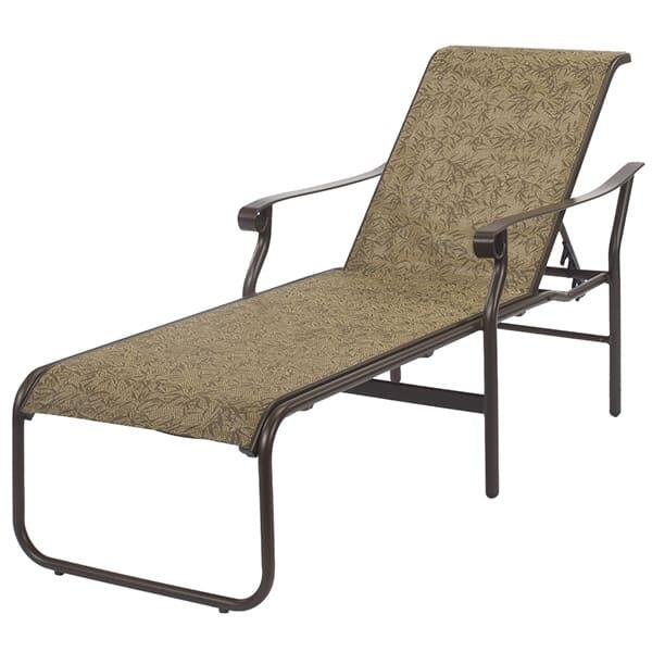 St. Croix Sling Chaise Lounge by Windward