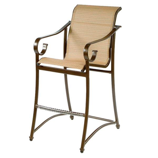 West Wind Sling Bar Chair by Windward