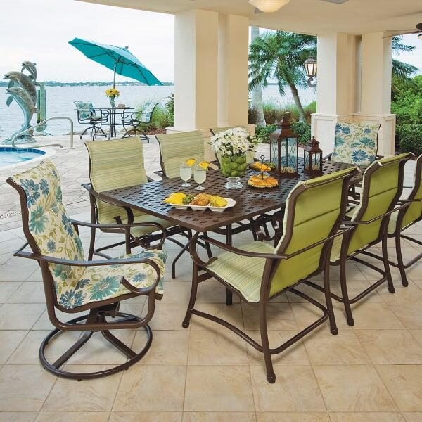 West Wind Sling Dining Collection by Windward