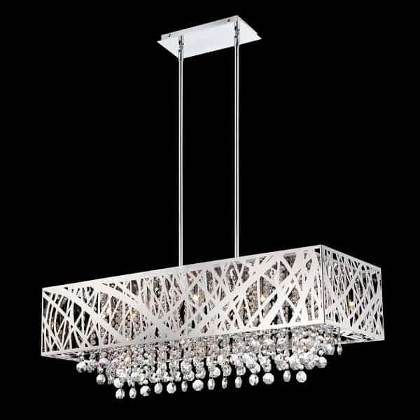 Benedetta Billiard Light by Lite Source Inc