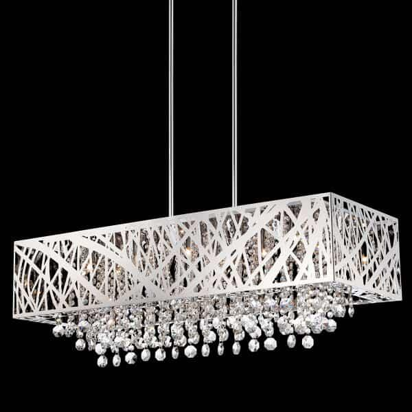 Benedetta EL-10104 Pendant by Lite Source Inc