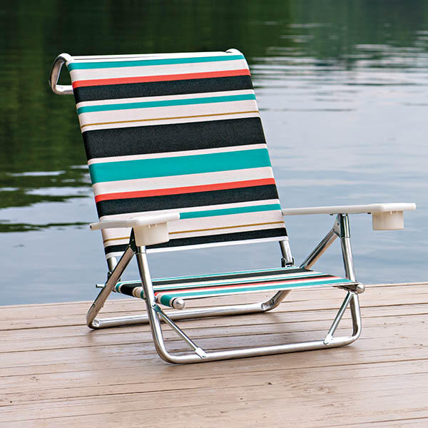 Beach and Pool Mini-Chaise Lounge by Telescope Casual