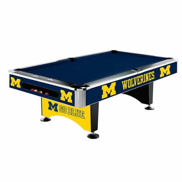 University of Michigan by Imperial Billiards