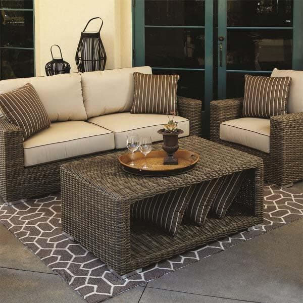 Coronado Deep Seating by Sunset West