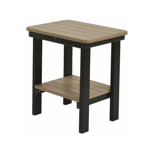 Oblong End Table by Berlin Gardens