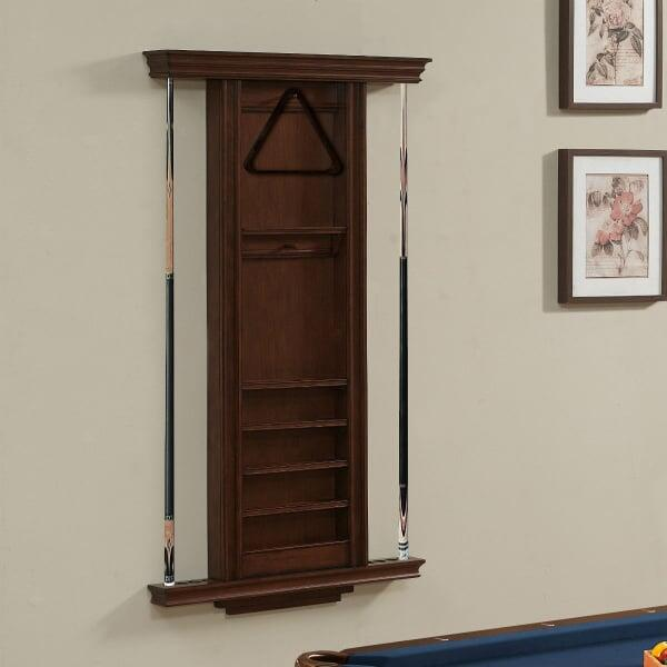 Venice Wall Rack - Suede by American Heritage