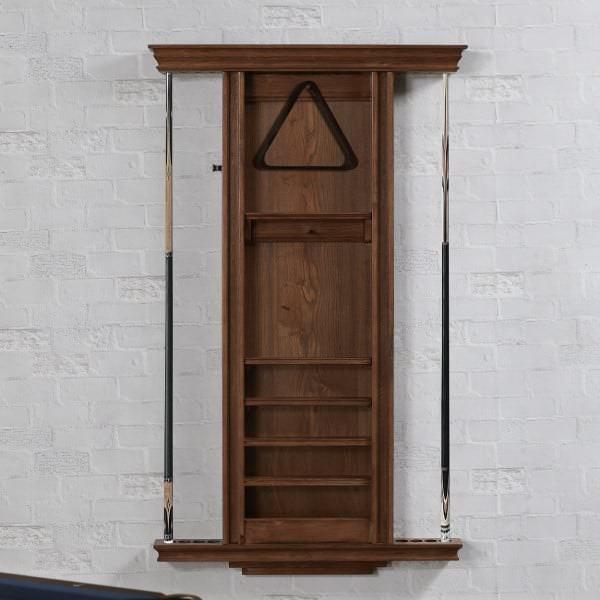 Venice Wall Rack - Vintage Oak by American Heritage