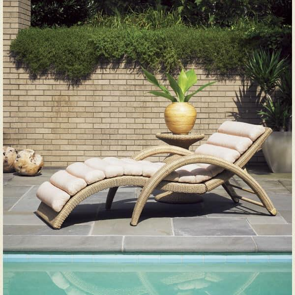 Aviano Chaise Lounge by Tommy Bahama