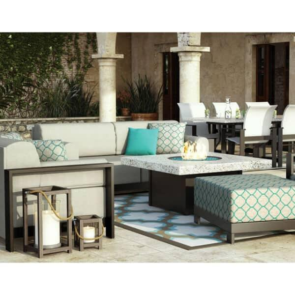 Grace Cushion Deep Seating By Homecrest Patio Furniture