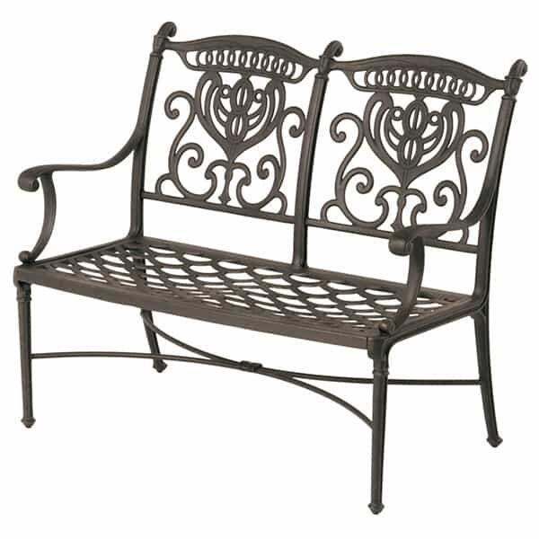 Grand Tuscany Bench by Hanamint
